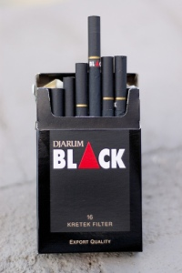 Djarum clove cigarettes